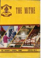 Mitre 1991-1992